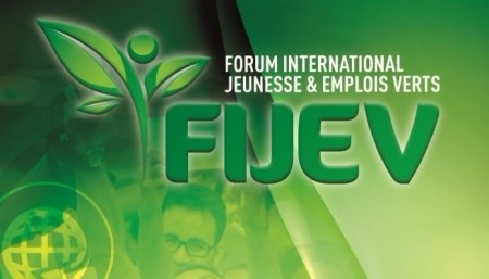 Les participants à la 4e édition du Forum international Jeun ... Image 1