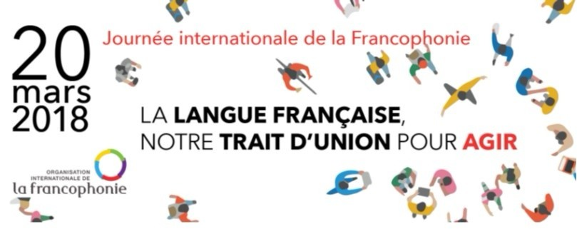 Journée internationale de la Francophonie - 20 mars 2018 - l ... Image 1